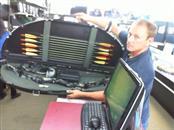 VORTEX OPTICS Bow HUNTER COMPOUND BOW